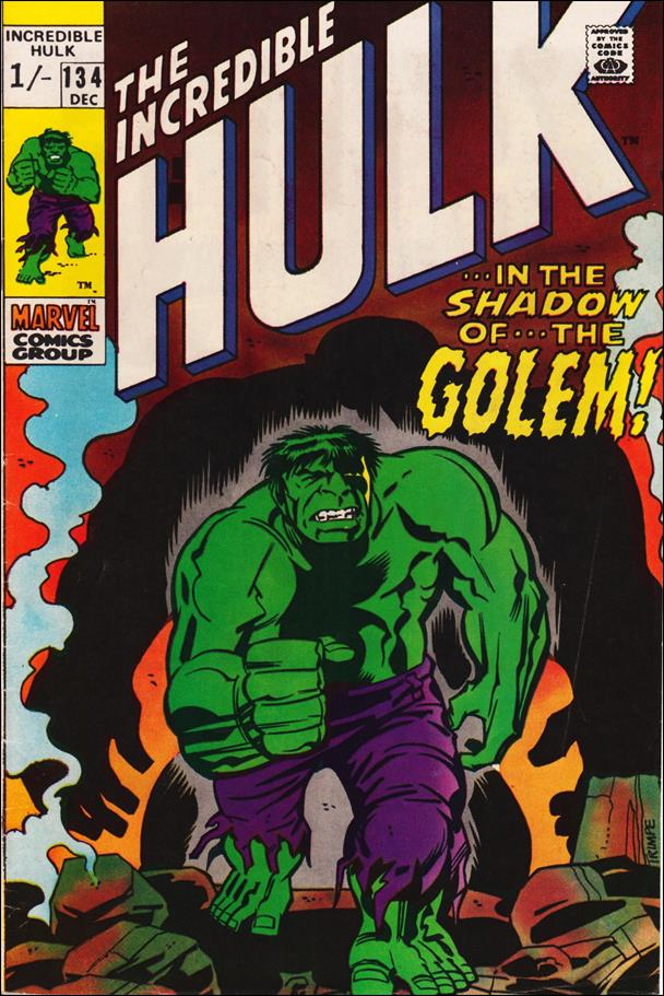 Incredible Hulk (1968) 134-B by Marvel