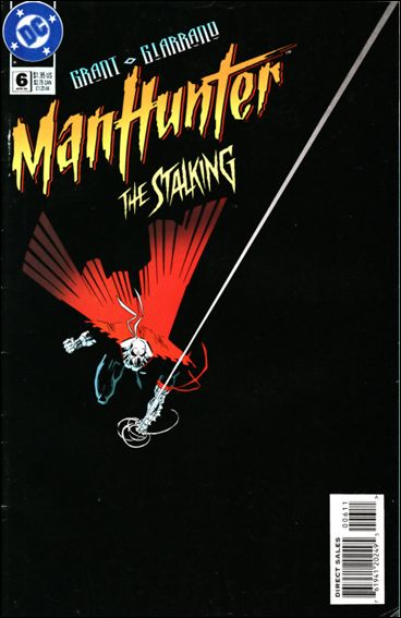 Manhunter (1994) 6-A by DC