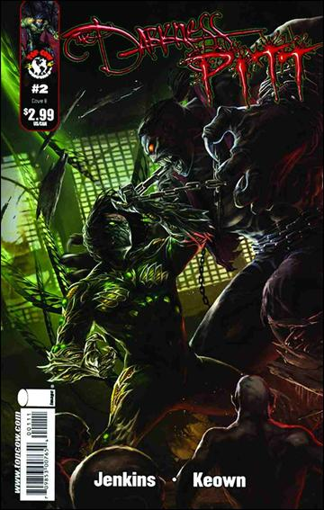 Darkness/Pitt  2-B by Top Cow