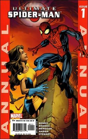 Ultimate Spider-Man Annual 1-A