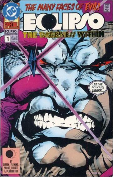 Eclipso: The Darkness Within 1-A by DC