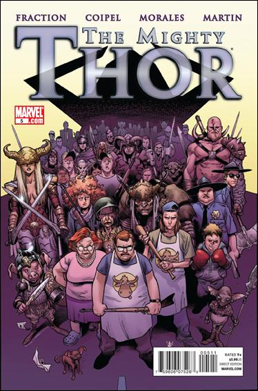 Mighty Thor 5-A by Marvel