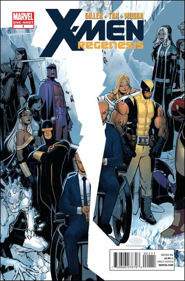 X-Men: Regenesis 1-A by Marvel