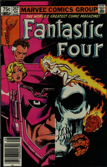 Fantastic Four (1961) 257-B by Marvel