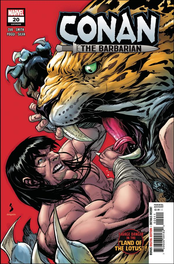 Conan the Barbarian (2019) 20-A by Marvel