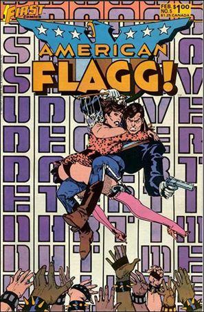 American Flagg! (1983) 5-A