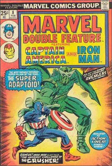 Marvel Double Feature 8-A by Marvel