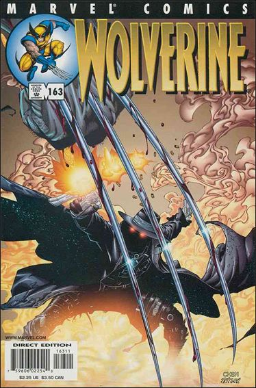 Wolverine (1988)  163-A by Marvel