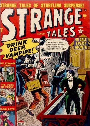Strange Tales (1951) 9-A