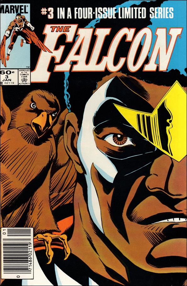 Falcon 3-A by Marvel