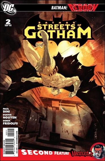Batman: Streets of Gotham 2-A by DC