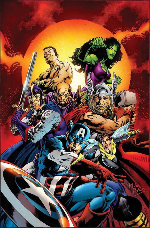 She-Hulk (2018) 161-B by Marvel