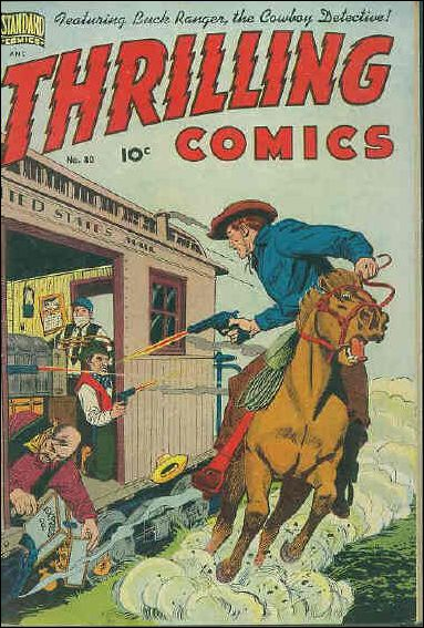 Thrilling Comics (1940) 80-A by Standard