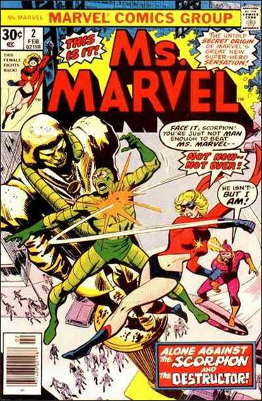 Ms. Marvel (1977) 2-A by Marvel