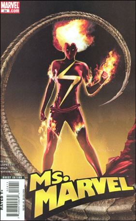 Ms. Marvel (2006) 24-A