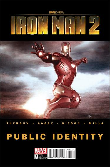 Iron Man 2: Public Identity 1-A by Marvel