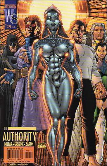 Authority (1999) 29-A by WildStorm