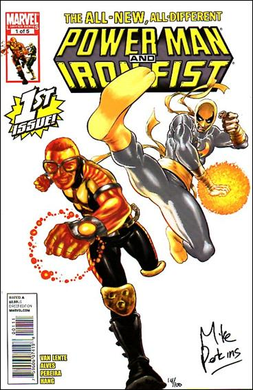 Power Man and Iron Fist (2011) 1-B by Marvel
