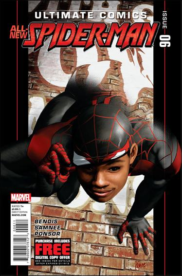 Ultimate Comics Spider-Man 6-B by Marvel