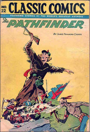 Classic Comics/Classics Illustrated 22-E by Gilberton