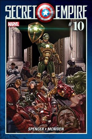 Secret Empire 10-A