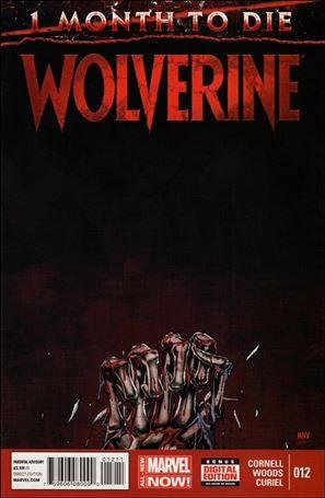 Wolverine (2014) 12-A