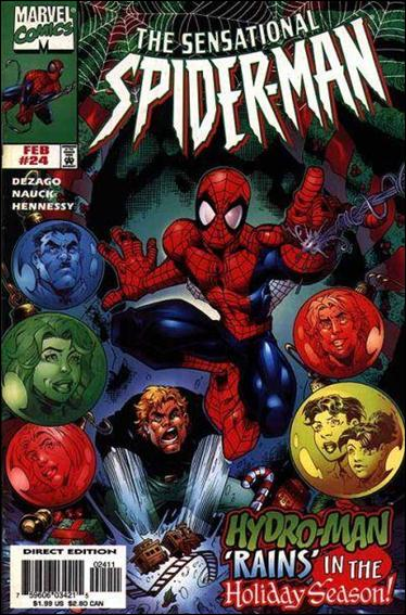 Sensational Spider-Man (1996) 24-A by Marvel