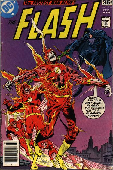 Flash (1959) 258-A by DC
