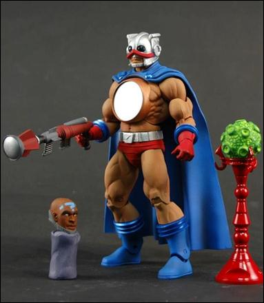 Masters of the Universe Classics Strobo (Loose) by Mattel