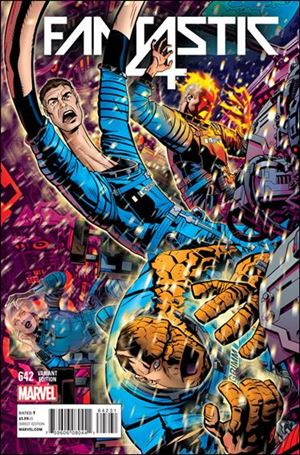 Fantastic Four (1961) 642-B
