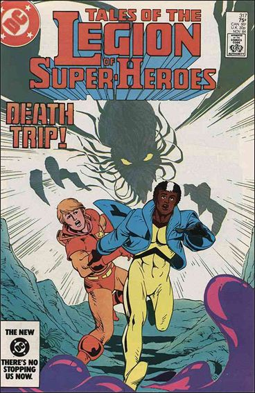 Tales of the Legion of Super-Heroes 317-A by DC