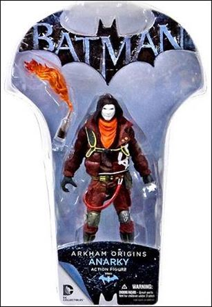 Batman: Arkham Origins (Series 2) Anarky