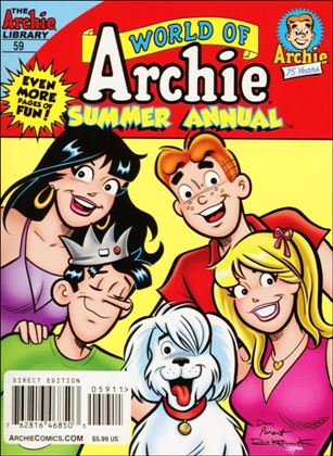 World of Archie (Comics) Double Digest 59-A