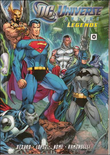 DC Universe Online Legends 0-A by DC