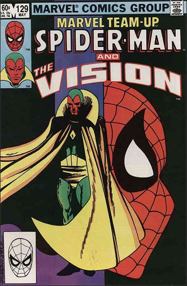 Marvel Team-Up (1972) 129-A by Marvel