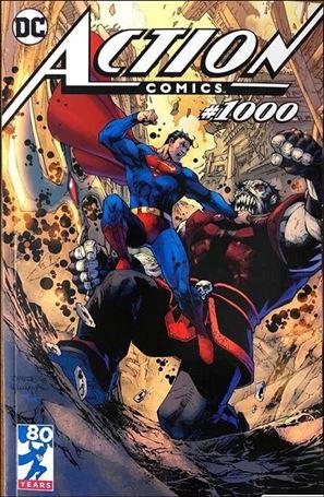 Action Comics (1938) 1000-KY
