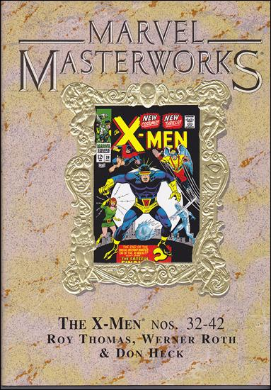 Marvel Masterworks: The X-Men 4-B by Marvel