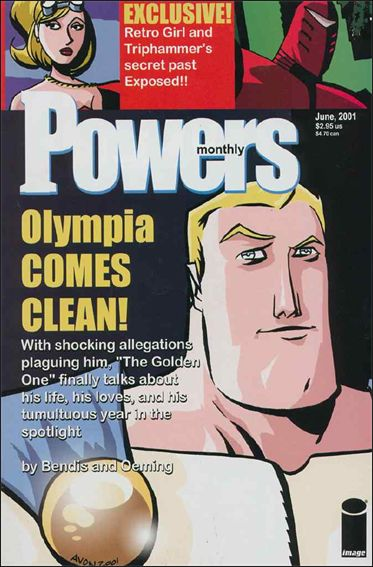 Powers (2000) 12-A by Image