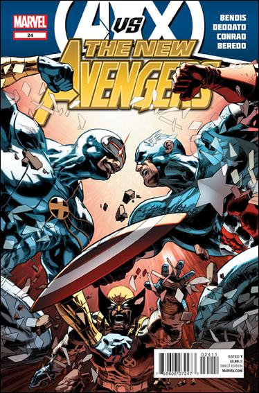 New Avengers (2010) 24-A by Marvel