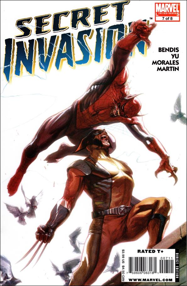 Secret Invasion 7-A by Marvel