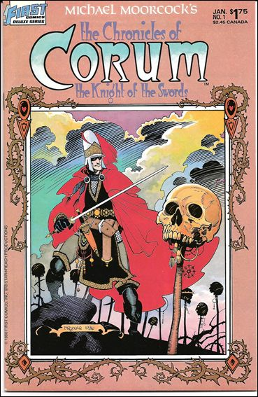 Chronicles of Corum 1-A by First