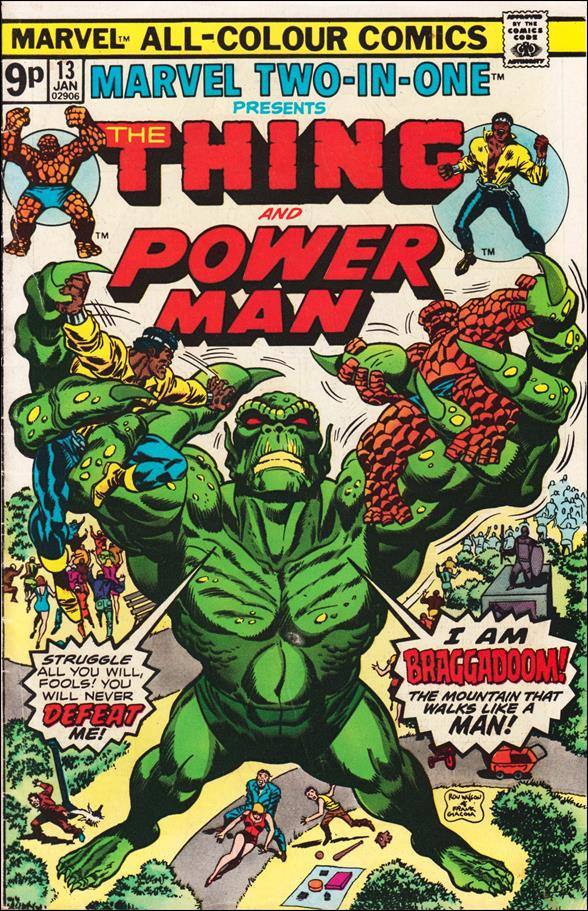 Marvel Two-in-One (1974) 13-B by Marvel