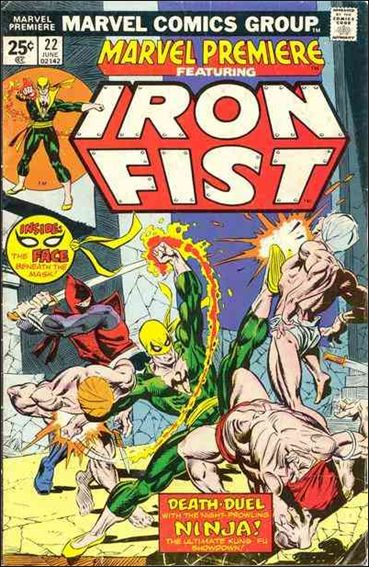 Marvel Premiere 22-A by Marvel