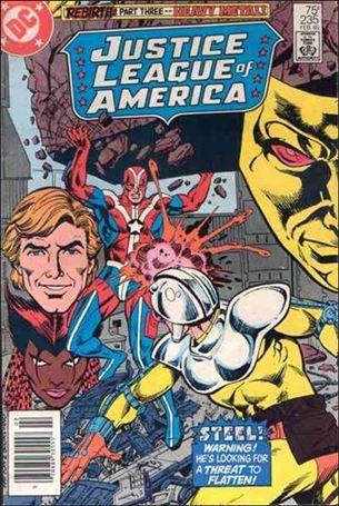 Justice League of America (1960) 235-A