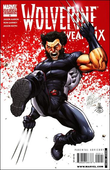 Wolverine: Weapon X 5-B by Marvel