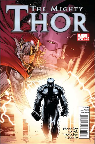 Mighty Thor 6-A by Marvel