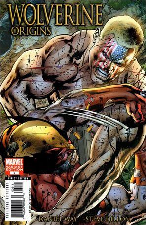 Wolverine: Origins 2-B