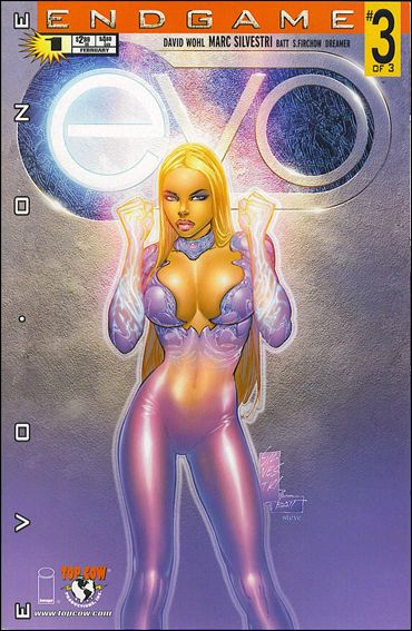 Evo 1-A by Top Cow