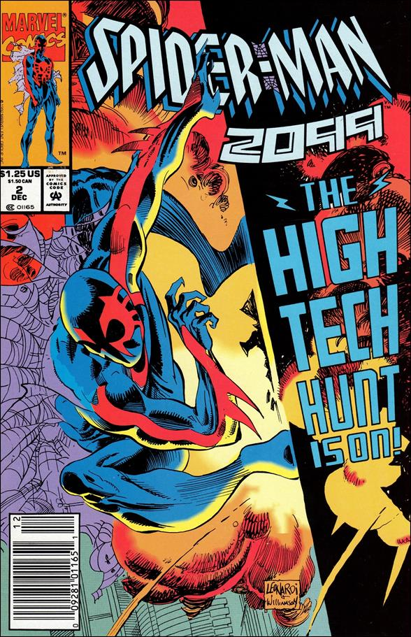 Spider-Man 2099 2-A by Marvel