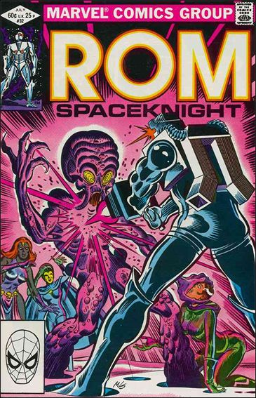 ROM 32-A by Marvel